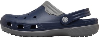 14449cbd2d7 Crocs Duet Clogs Navy/Smoke