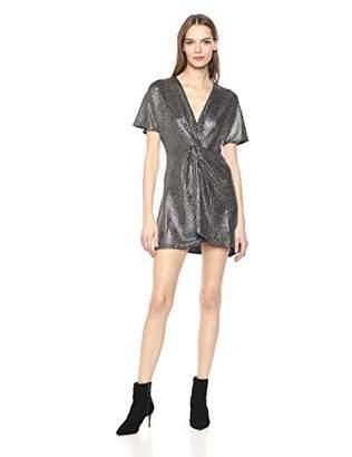 Show Me Your Mumu Women's GET Twisted Mini Dress