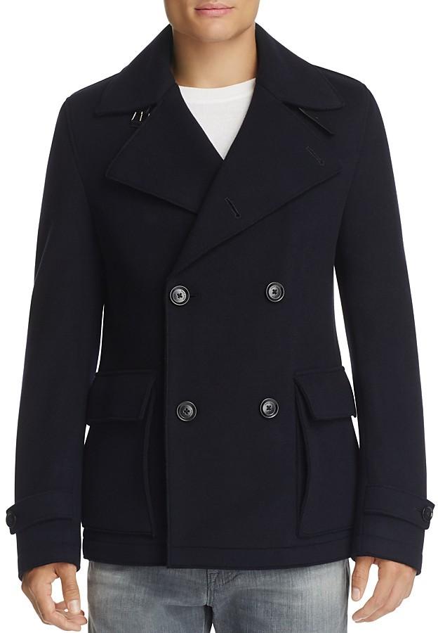 Hugo BossBOSS Callun Wool Pea Coat