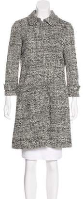 Gryphon Wool Knee-Length Coat