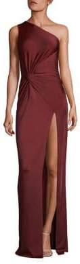 Cushnie et Ochs Gloss Jersey Gown