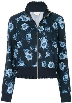 Kate Spade floral print jacket