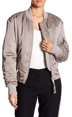 AllSaints Bree Laced Bomber