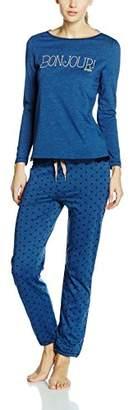 Beedees Women's BeeSweet HW 10160 PK1 Pyjama Set - Multicoloured