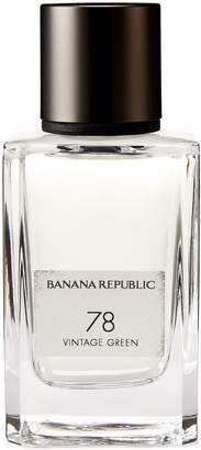 Banana Republic 78 Vintage Green Eau De Parfum 2.5 oz. Spray