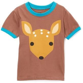 Doodle Pants Woodland Fawn Shirt (Baby & Toddler Boys)