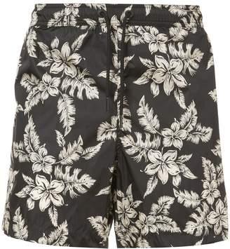 Moncler hibiscus shorts