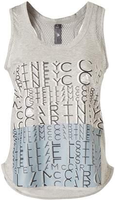 adidas by Stella McCartney Adidas By Stella Mc Cartney Logo vest top
