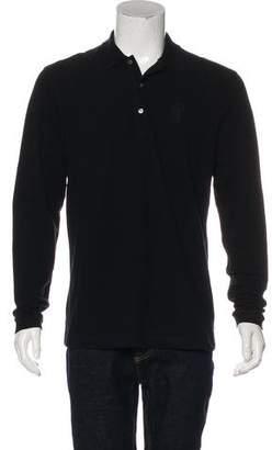 Gucci Crest Logo Polo Shirt