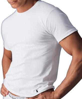 Polo Ralph Lauren Big and Tall Crew Neck T-Shirt 2-Pack, 1X