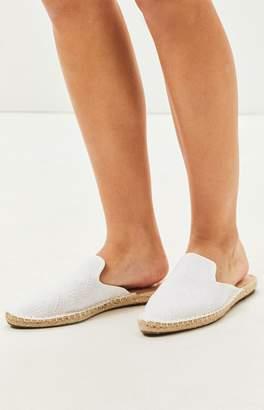 Sbicca Upton Espadrille Slide Sandals