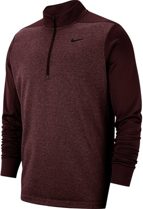 Nike Men's Essential Therma Half-Zip Golf Pullover