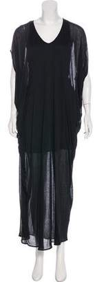 Helmut Lang Lightweight Maxi Dress