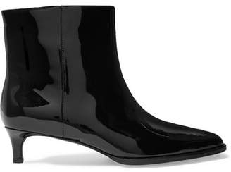 3.1 Phillip Lim Agatha Patent-leather Ankle Boots