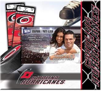 "Carolina Hurricanes 8"" x 8"" Ticket and Photo Album Scrapbook"