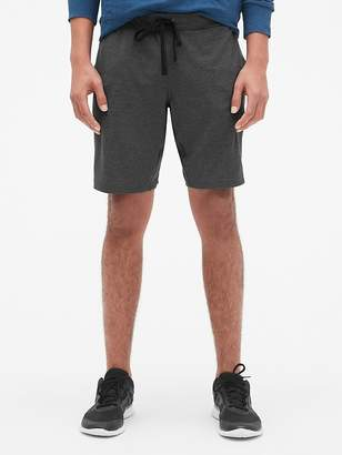"Gap GapFit 10"" Brushed Tech Jersey Shorts"