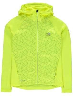 Kids Boys X Lite MX Shield Jacket Junior Performance Coat Top Hooded