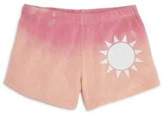 Vintage Havana Girls' Dip-Dyed Sun Shorts - Big Kid