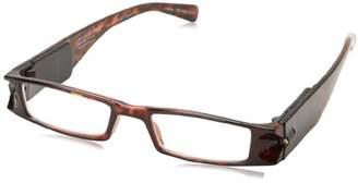 Foster Grant Lightspecs Liberty Rectangular Reading Glasses