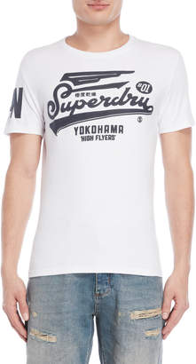 Superdry Retro High Flyers Tee