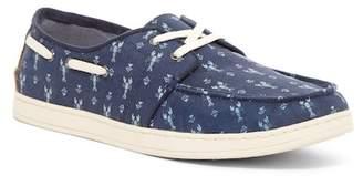 Toms Culver Canvas Boat Sneaker
