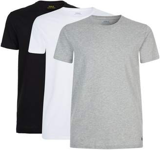 Polo Ralph Lauren Lounge T-Shirts (Pack of 3)