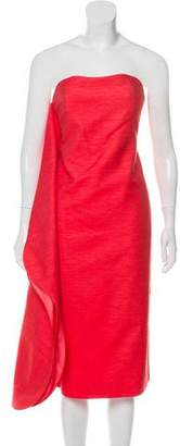 Riviera Marina Moscone Sleeveless Dress w/ Tags