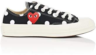 Comme des Garcons Men's Chuck Taylor '70s Canvas Sneakers