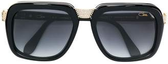 Cazal embellished oversized sunglasses