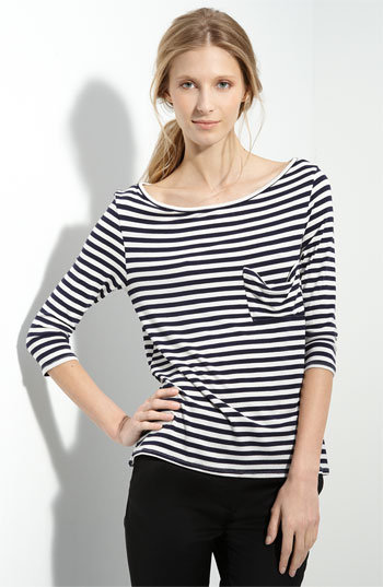 Elizabeth and James Breton Stripe Tee