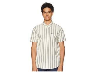 Volcom Mix Bag Short Sleeve Woven Top