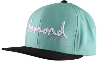Diamond Supply Co. Logo Snapback Hat