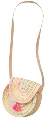 Crazy 8 Tassel Straw Bag