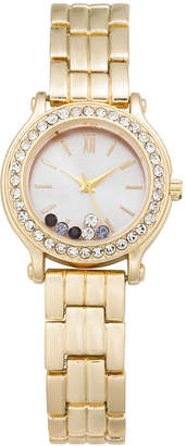Charter Club Women's Gold-Tone Bracelet Watch 31mm