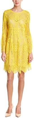 Trina Turk Women's Lyn Gypsetter Lace Bell Sleeve Dress $199.99 thestylecure.com