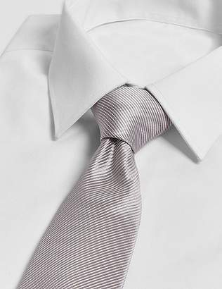 Marks and Spencer Twill Tie