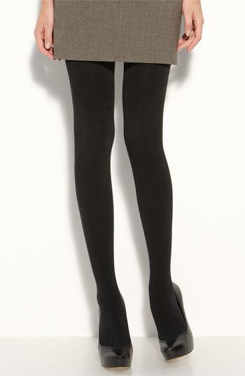 Women's Donna Karan 'Luxe Layer' Tights