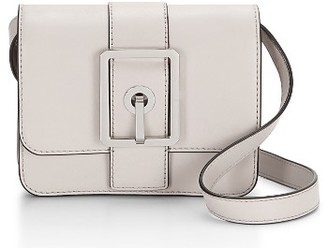Rebecca Minkoff Small Hook Up Crossbody Bag - Beige $225 thestylecure.com