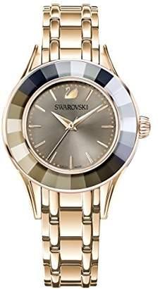 Swarovski Alegria Watch, Gray