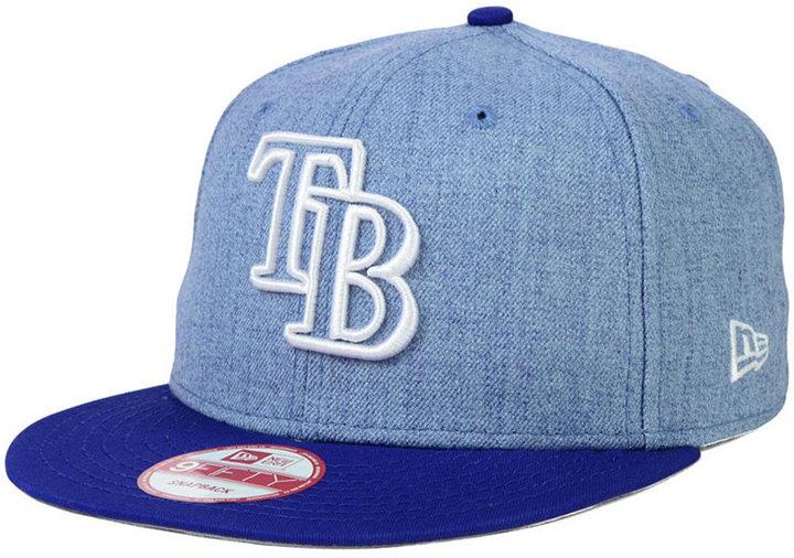 New Era Tampa Bay Rays 9FIFTY Snapback Cap