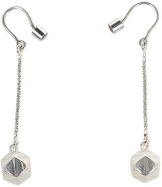 Hermes Silver Silver Earrings