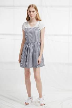 French Connenction SARDINIA STRIPE STRAPPY DRESS
