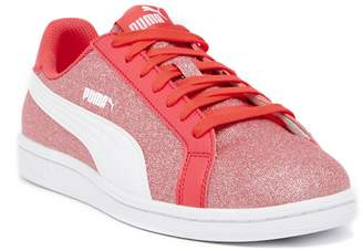 Puma Smash Glitz Glamm Sneaker (Big Kid)