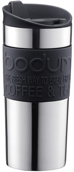 Bodum Vacuum Travel Mug - Black