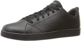 adidas Kids VS Advantage Clean Running Shoes, Black/Black/Onix
