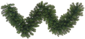 Vickerman 9-ft. Grand Teton Artificial Christmas Garland