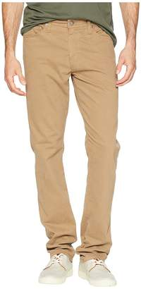AG Adriano Goldschmied Everett Slim Straight Leg Sud Pants in Wheat Toast Men's Jeans