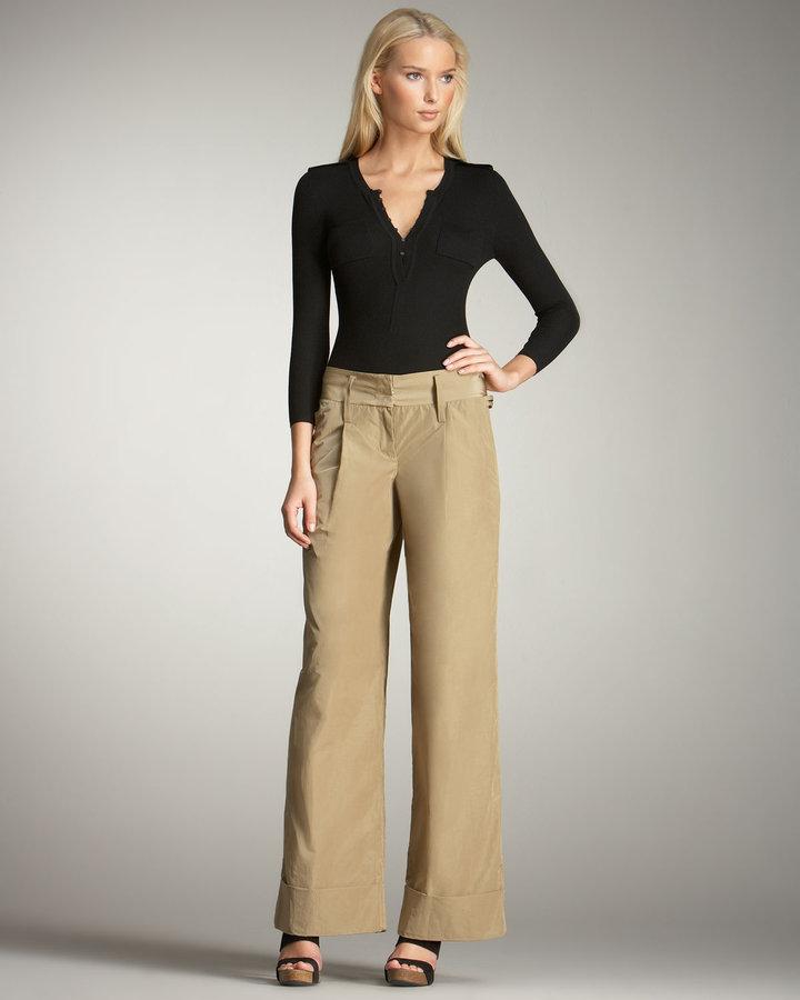 Kaufman Franco Kaufmanfranco Tech-Fabric Trousers