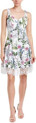 Donna Ricco A-Line Dress