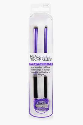 boohoo Real Techniques Eye Smudge Brush Set